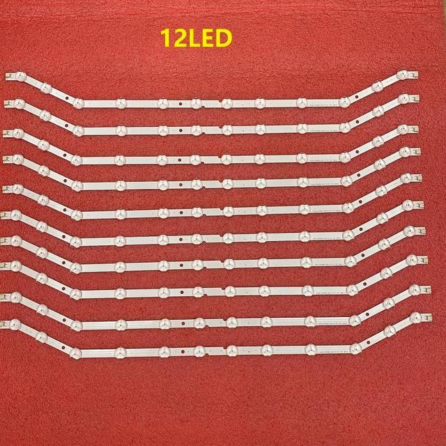 10 PCS/lot LED Backlight strip For UE32H5303 UE32EH5000 UN32EH5000 D3GE 320SM1 R2 LM41 00001S BN96 28763A 35204A 34193A 33972A
