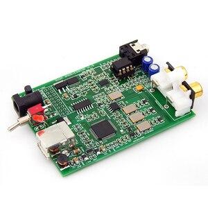 Image 4 - Dekoder PC DAC hifi ES9038Q2M i XMOS u308 wejście USB RCA i 3.5mm wyjście do wzmacniacza DSD PCM dac