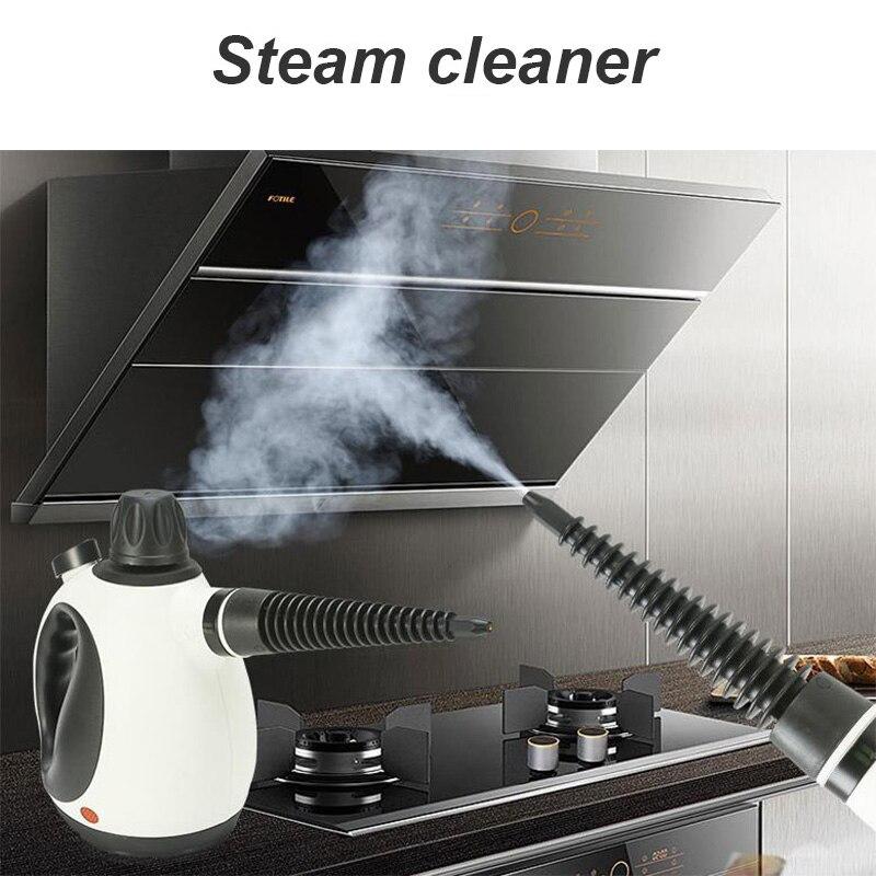1000W Sterilization High Temperature High Pressure Steam Cleaner 6 Heads Mobile Cleaning Machine Automatic Pumping Disinfector