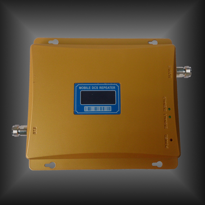 Local Tyrants Gold Dcs1800mhz Signal Amplifier Intelligence Mobile Phone Signal Enhanced Device Display Screen Amplifier