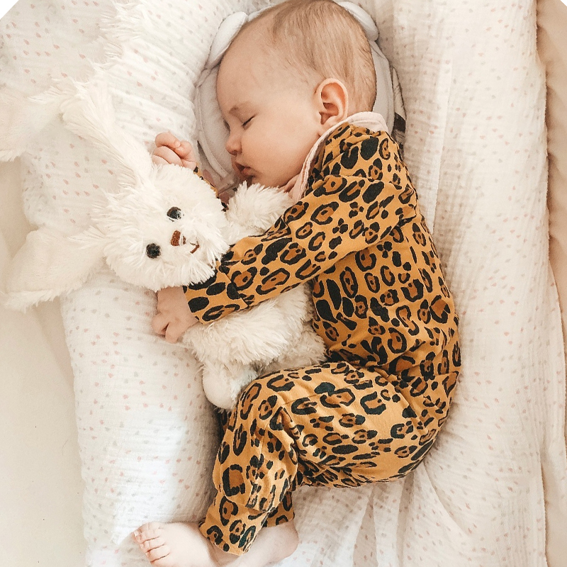 New Green Leopard Infant Baby   Rompers   Cotton autumn Newborn Boys onesie Girls Clothes Infant Baby Clothing Long Sleeved Jumpsuit