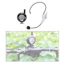 Voice-Amplifier Megaphone-Speaker Drone Fimi X8 Mavic Mini Rechargeable Wireless