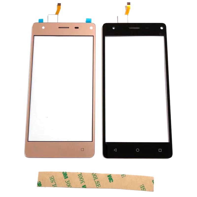 5.0 Inch For Prestigio Grace P5 PSP5515DUO PSP5515 Touch Screen Glass Lens Digitizer Front Glass Sensor With Adhesive Tape