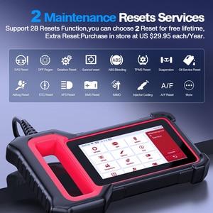 Image 2 - THINKCAR Thinkscan Plus S2 OBD2 Diagnose Werkzeuge ABS Airbag Motor System Öl EPB DPF SAS TPMS AFS Reset Auto Scanner automotive