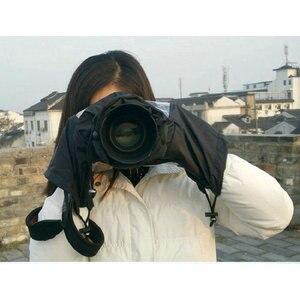 Image 4 - حقيبة جديدة للكاميرا غطاء واق من المطر حقيبة سفر DSLR حقيبة كاميرا لنيكون كانون سوني فوجي بنتاكس أوليمبوس لايكا
