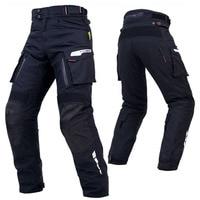 KOMINE Japanese Original Men Fallproof Motorcycle Riding Trousers Riding Suit Wear resistant Racing Pants Motorcycle Pants 3XL