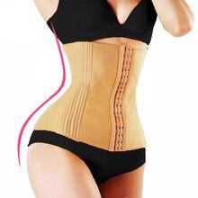 Twinso XXS XS Modeling Belt Slimming Waist Trainer Shapewear Women Dress Sexy Underwear Corset Body Shaper Cincher 16 Steel Bone