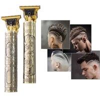 Professional Hair Clipper Erwachsene Cordless Elektrische Haar Schneiden Maschine Körper Gesicht Bart Finish Cutter Für Männer Haar Trimmer