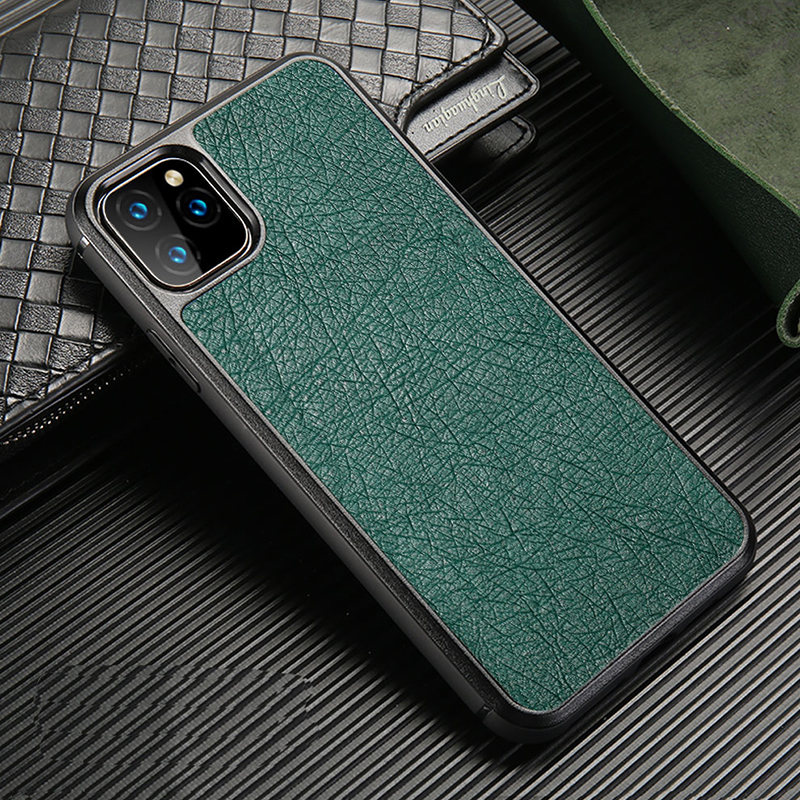 LANGSIDI <font><b>Original</b></font> Leather phone <font><b>case</b></font> for <font><b>iphone</b></font> 11 pro max Luxury Shockproof cover for <font><b>iphone</b></font> XS X <font><b>8</b></font> 7 6s XR MAX Plus Fundas image