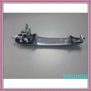 Image 5 - Auto zubehör körper teile galvanik äußere tür griff für Haima 3 2007 2012