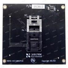 Free shipping 100% Original New DX3012 Adapter For XELTEK SUPERPRO 6100/6100N Programmer DX3012 Socket