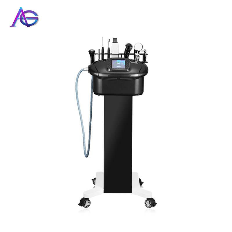 Korea AQ 8 In 1 Multifunction Equipment Skin Care Machine