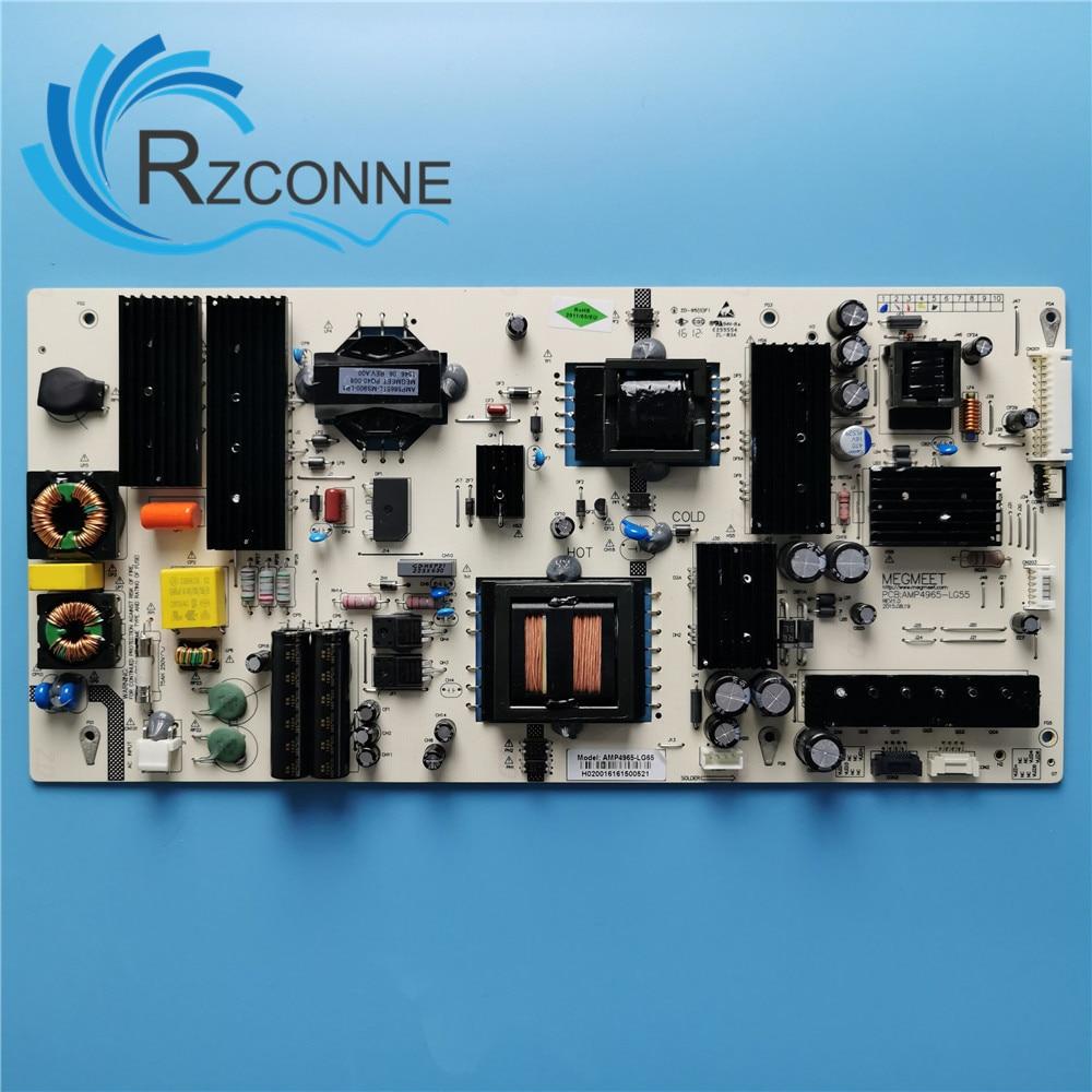 Power Board Card Supply For Sharp LC-49XUF8772ES  AMP4965-LG55 B078JGL8WW