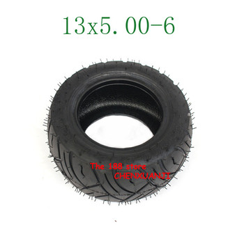 Neumático de Go Kart 13x 5,00-6 pulgadas para Go-Kart neumáticos y ruedas de motocicleta
