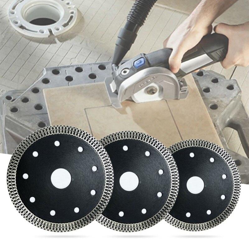 110/115/125mm Diamond Nano Saw Blade Blue Coating Circular Saw Woodworking Blade Cutting Discs Carbide Saw Blade