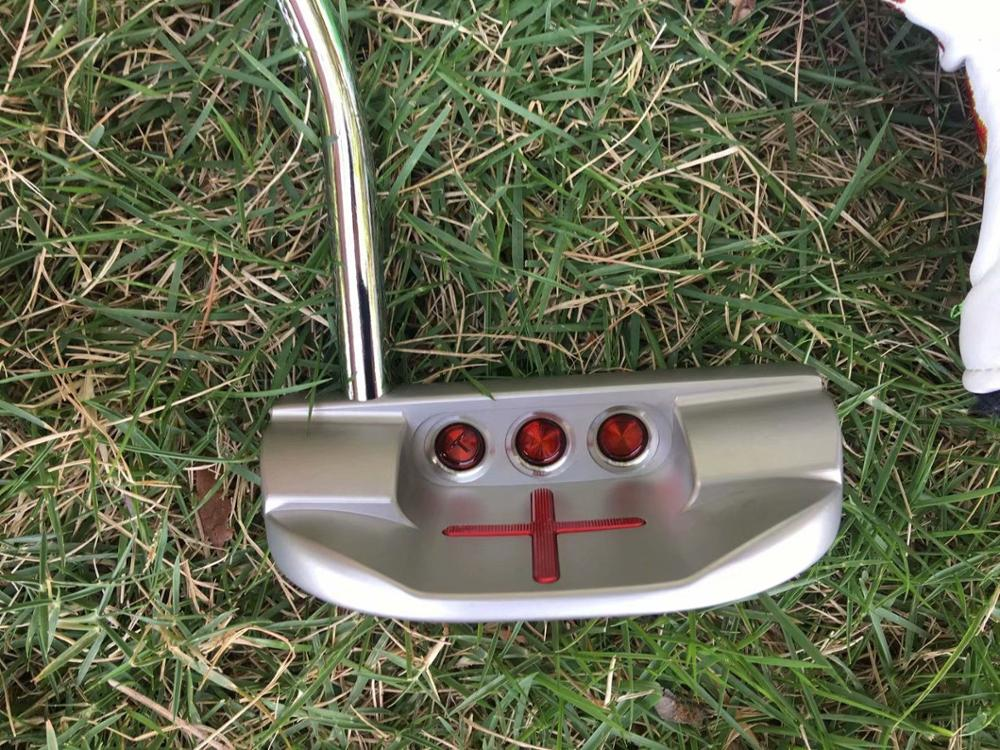 1ST RUN Golf Clubs Golf Putter Tour Design 32/33/34/35/36 Inch With Golf Steel Shaft And Putter Headcover Free Shipping