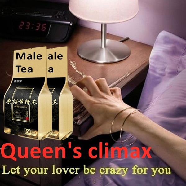 Tónico Natural té mejora pene rápido erección mucho sexo prolongar aumento deseo Sexual fuerte té Mulberry 18 + Adultos