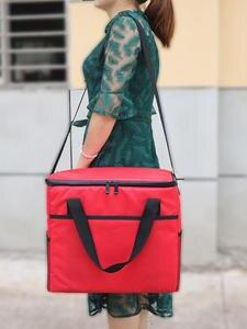 Insulation-Bag Food-Transpor Ice-Bag Fruit-Carrier Lunch Folding Picnic Portable
