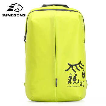 Kingsons  Women Backpacks Fit 15.6'' Laptop Large-Capacity Casual School Bag Travel Business Back pack Mochila