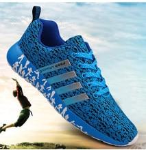 2020 nova moda outono masculino flyweather comfortables respirável casual luz jogging sapatos esportivos 47 tênis masculinos tamanho grande
