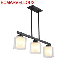 Eetkamer Lustre Para Quarto Lampara De Techo Colgante Moderna Lampen Modern Hanging Lamp Luminaire Suspendu Loft Pendant Light