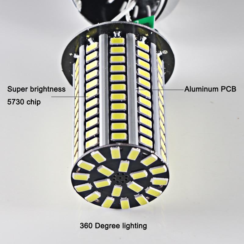 Купить с кэшбэком 1X lampada led e27 E14 light bulb 20W high power 110v 220v supe home lighting Aluminum spotlight candle E 27 energy saving lamp