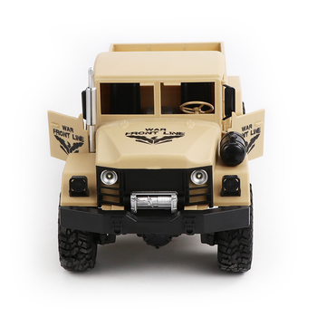 Cheap Hipac Military Toy Truck With Free Shipping