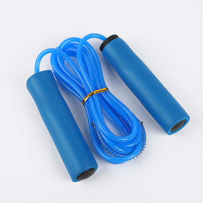 New Style Home Health Canada Children Simplicity Fast Skipping Rope Cheap Foam Jump Rope Douyin Hot Selling Sports Jump Rope