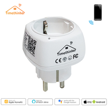 Smart Home WIFI Switch for Apple Homekit Vstarcam Socket Plug fr ALexa Echo Google EU US Adapter Voice Remote Control