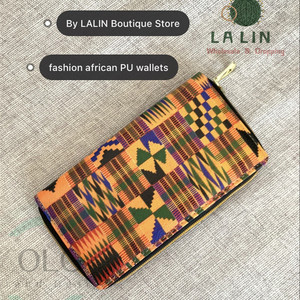 New African Traditional PU Wat
