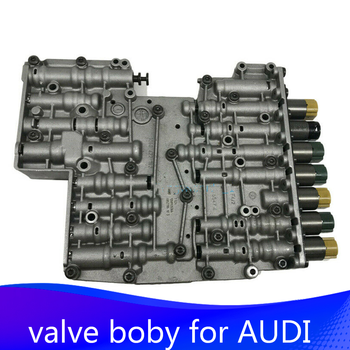 7pcs valves transmission solenoids 6hp19 6hp21 6hp26 6hp28 for bmw for audi gearbox solenoid valve set 6hp26 6hp28 zf6hp26 vites Remanufactured 6HP19 / ZF6HP19 6HP26 / ZF6HP26 valve boby 6 SP RWD fit for AUDI BMW JAGUAR JAGUAR Land rover VW LINCOLN