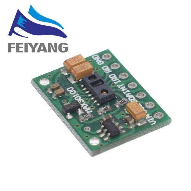 10 шт., модуль датчика ЧСС MAX30100 для Arduino