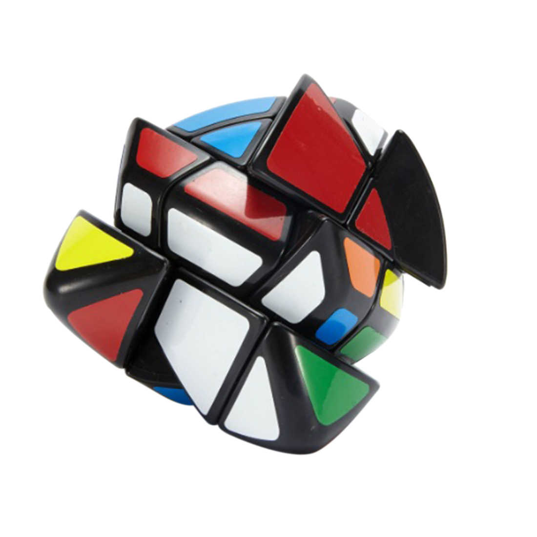 Surwish Six Axis Rhombohedron Magic Cube Magico Cubo Education Toys For  Children Adults Gift