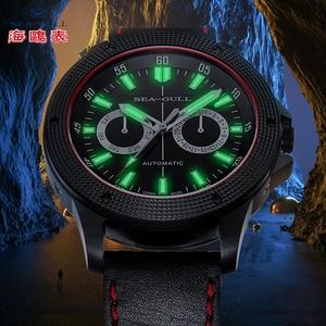 Image 4 - שחף לצפות mens יוקרה יוקרה שעון גברים אוטומטי גברים שעונים אוטומטי מכאני עסקי שעון גבר שעון 2019 819.22.6062H