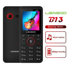 LEAGOO B13 Russian Keypad Feature Mobile Phone Senior Kids M