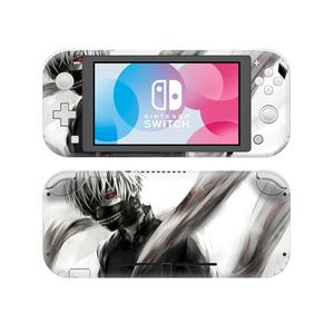 Image 2 - NintendoSwitch Skin Sticker Tokyo Ghoul Decal Cover For Nintendo Switch Lite Protector Nintend Switch Lite Skin Sticker
