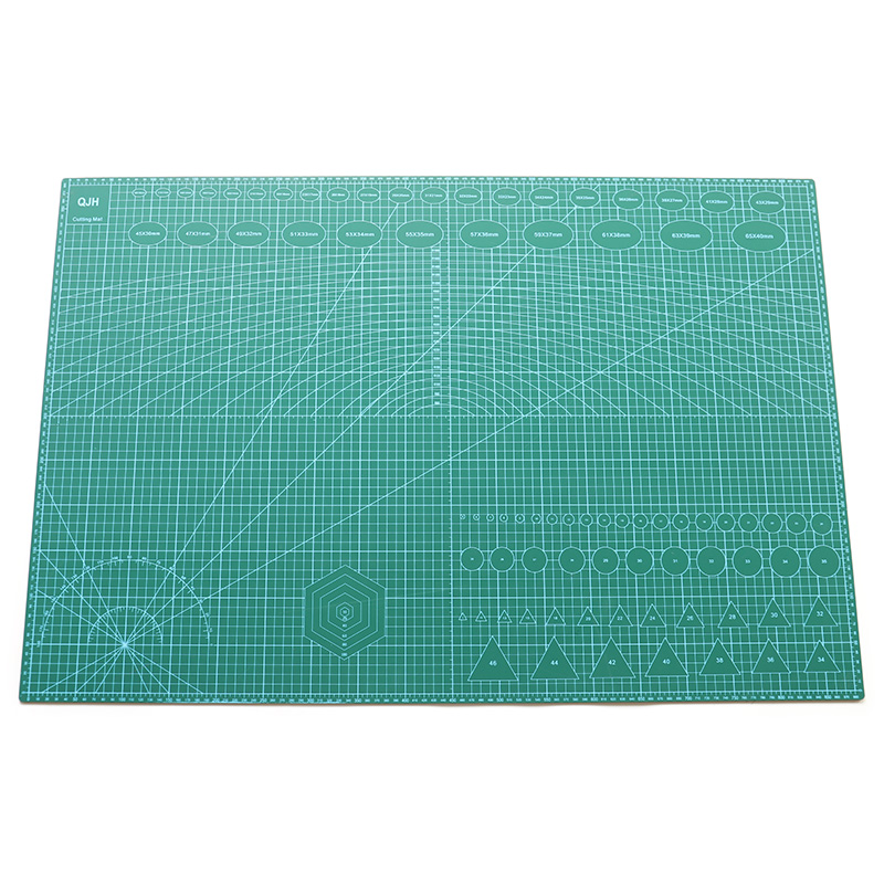 Professional PVC Cutting Pads A1 A2 A3 A4 A5 Cutting Board DIY Leather Craft Carving Punching Essential PVC Mat Supplies Tool-1