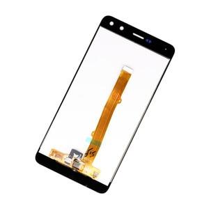 Image 5 - สำหรับHuawei Y5 2017 Y6 2017 Nova Young 4G LTEจอแสดงผลLCD Touch Screen Digitizer Assembly