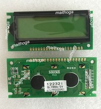 20PIN 12232I LCD Screen Module SED1520 Controller 5V Yellow Green Backlight Parallel Interface