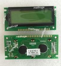 20PIN 12232I Màn Hình LCD Module SED1520 Bộ Điều Khiển 5V Vàng Đèn Nền Xanh Song Song Giao Diện