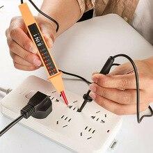 8 в 1 6-380 В Тестер Напряжения Ручка полярности тока тестер напряжения переменного/постоянного тока инструмент FKU66