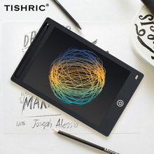 TISHRIC lcd планшет для письма 10/8. 5 дюймов стираемый цифровой графический планшет электронный планшет для рисования/планшет/доска для детей с ручкой