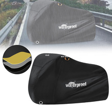 Bike-Cover Road-Bikes Uv-Protection Waterproof Outdoor And with Lock-Hole for Mtbs Heavy-Duty