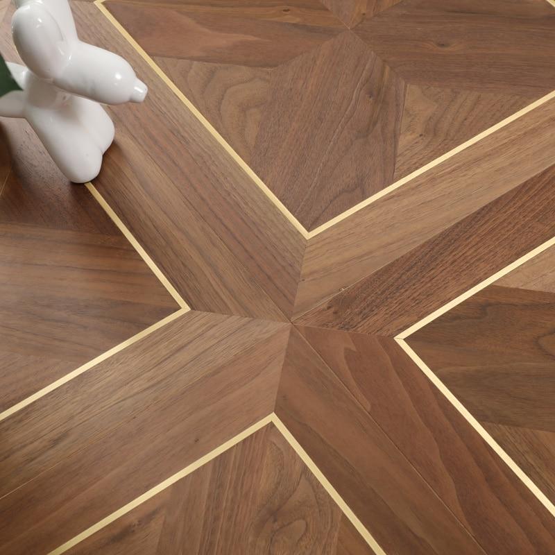 Parquet Wood Floor Tiles Interior House