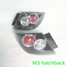 Car accessories outer body parts tail lamp for Mazda 3 2004-2010 BK hatchback