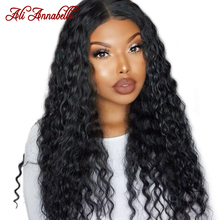 Human-Hair-Wigs Hairline Water-Wave Lace-Front Ali-Annabelle Pre-Plucked with Baby Hair13--4