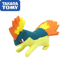 Подлинная кукла Покемон takara tomy коллекционные предметы квилава