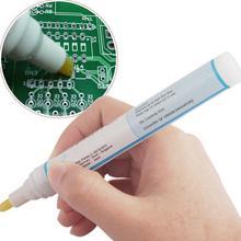 1pcs 951 납땜 플럭스 펜 저 고체 Kester 태양 전지 및 Fpc/pcb 10ml 용량에 대 한 청소 무료 용접 펜 No clean Rosin