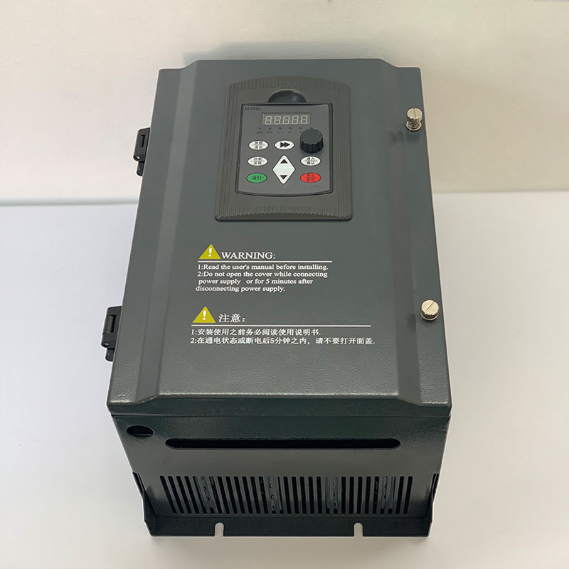 Frequency converter 18.5kw 220-380 single phase 220v household INPUT and three phases 380v output