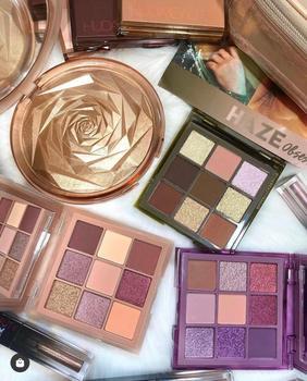 New Arrival Charming Eyeshadow Palette 9 Color Make up Palette Matte Shimmer Pigmented Eye Shadow Powder Beauty Hudamoji недорого